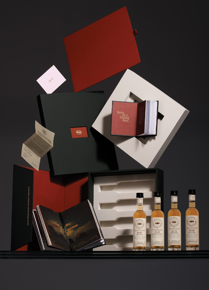 Scotch Malt Whisky Society membership pack