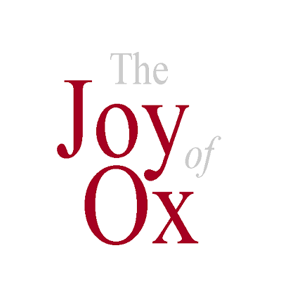 THE JOY OF OX