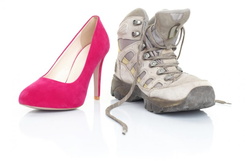 Your shoes and Noble Ox digital marketing